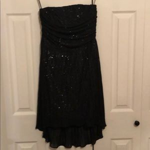 Gorgeous Express Little Black Dress. Size 6